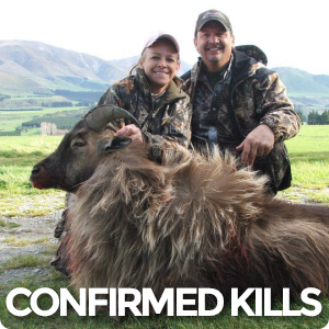 CONFIRMED KILLS