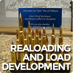 Reloading and Load Development